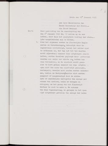 Breda - Verslagen van de toestand van de gemeente 1824-01-01