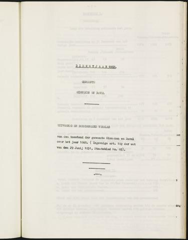 Ginneken en Bavel - Verslagen van de toestand van de gemeente 1868-01-01