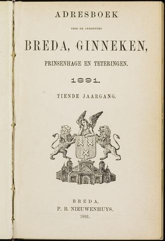 Adresboeken 1891-01-08