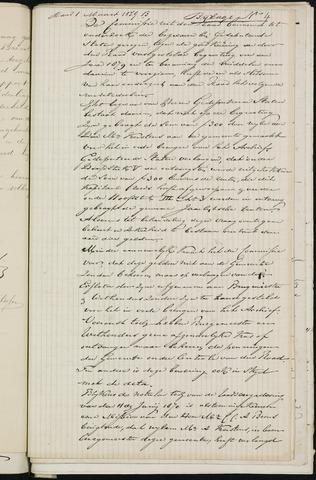 Breda - Bijlagen bij de notulen van de gemeenteraad 1879