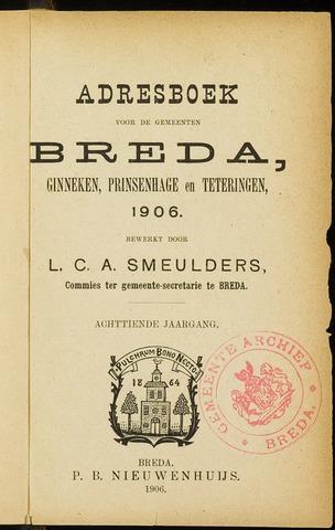 Adresboeken 1906-01-01