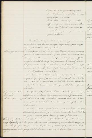 Princenhage - Notulen van de gemeenteraad 1937-01-01