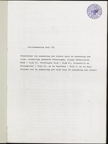 WHN - Breda voormalig Teteringen 1927-1942 1927