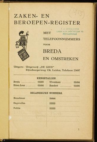 Adresboeken 1959-01-01