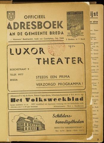 Adresboeken 1952-01-01