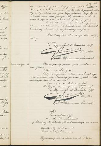 Teteringen - Notulen en bijlagen van de gemeenteraad 1928