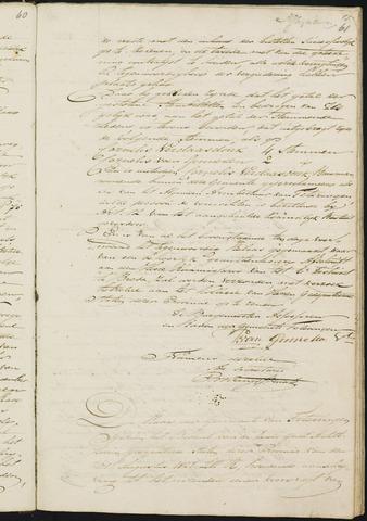 Teteringen - Notulen en bijlagen van de gemeenteraad 1827