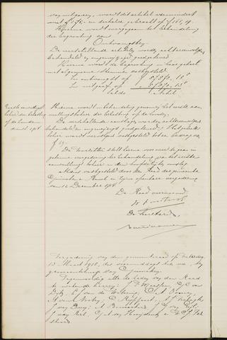 Ginneken en Bavel - Notulen van de gemeenteraad 1915-01-01