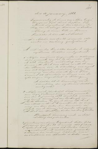 Breda - Notulen van de gemeenteraad 1866-01-01