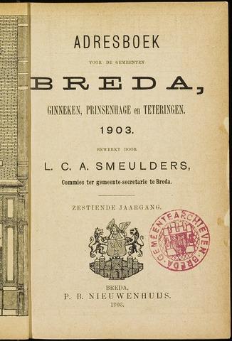 Adresboeken 1903-01-01