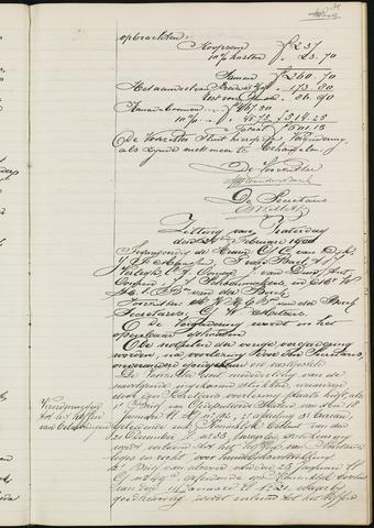 Ginneken en Bavel - Notulen van de gemeenteraad 1900-01-01