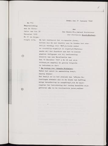 Breda - Verslagen van de toestand van de gemeente 1847-01-01