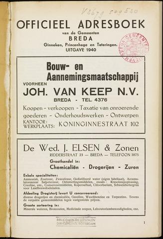 Adresboeken 1940-01-01