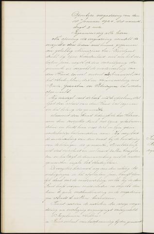Princenhage - Notulen van de gemeenteraad 1924