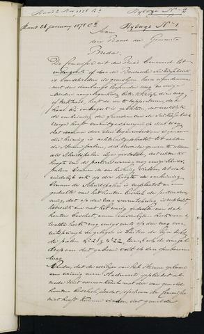 Breda - Bijlagen bij de notulen van de gemeenteraad 1878