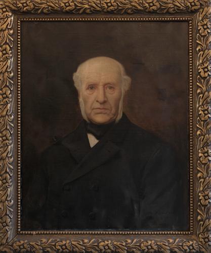 Portret van Burgemeester L.J. Schoonheijt
