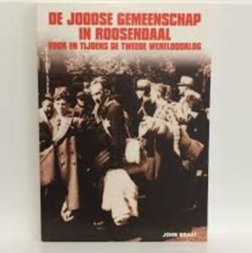 De Joodse gemeenschap in Roosendaal : voor en tijdens de tweede wereldoorlog