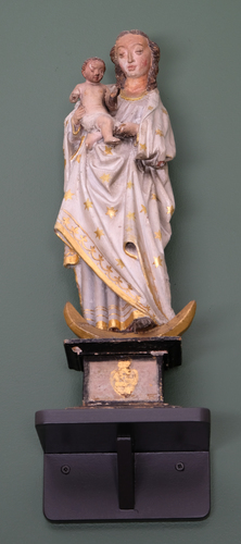 Staande Maria met Kind