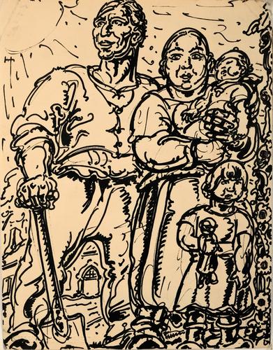 Loflied op de Vlaamse boer