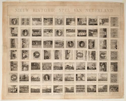 Nieuw Historiespel van Nederland