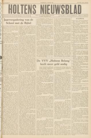 Holtens Nieuwsblad 1957-03-09