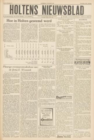 Holtens Nieuwsblad 1958-03-29