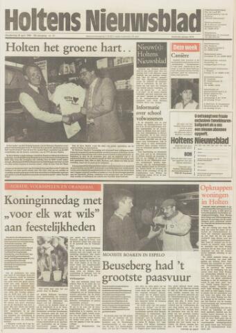 Holtens Nieuwsblad 1984-04-26