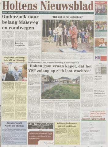 Holtens Nieuwsblad 2004-09-30