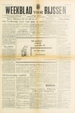 Weekblad voor Rijssen 1963-11-22