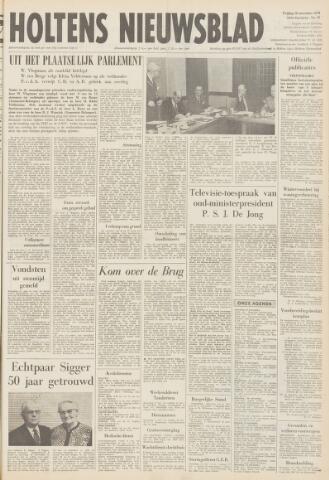 Holtens Nieuwsblad 1972-11-10