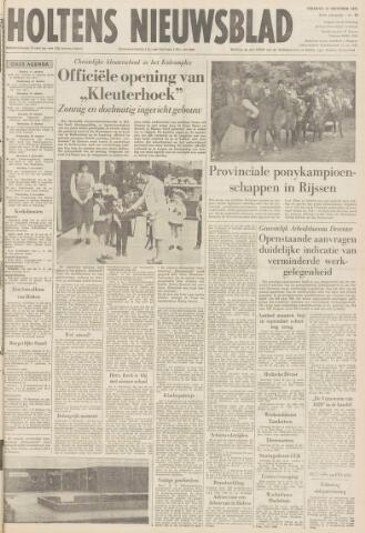 Holtens Nieuwsblad 1971-10-15
