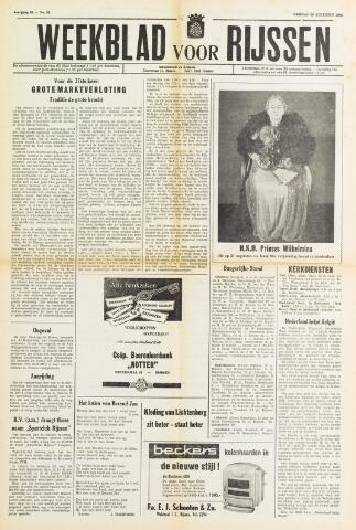 Weekblad voor Rijssen 1960-08-26