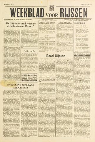 Weekblad voor Rijssen 1957-05-03