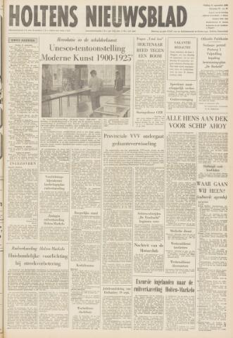 Holtens Nieuwsblad 1970-09-11