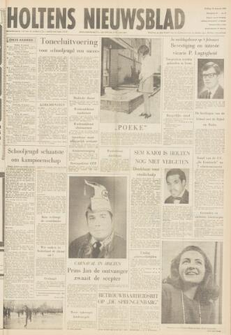 Holtens Nieuwsblad 1970-01-16