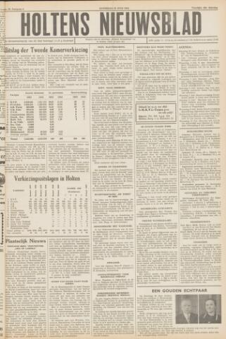 Holtens Nieuwsblad 1952-06-28