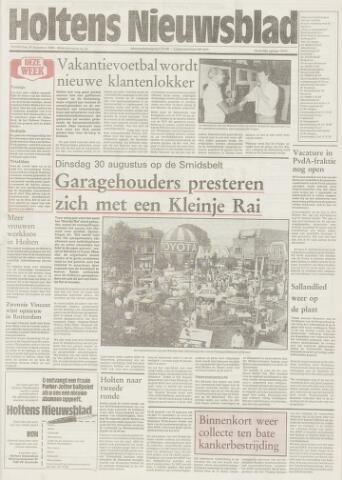 Holtens Nieuwsblad 1988-08-25