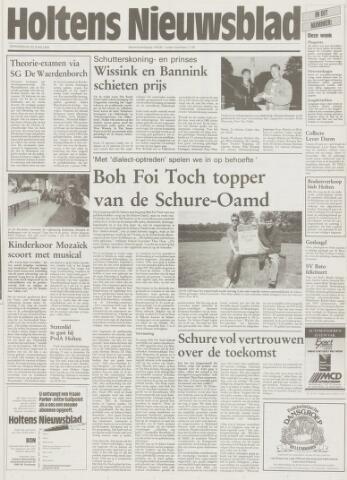 Holtens Nieuwsblad 1995-06-22