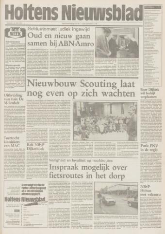 Holtens Nieuwsblad 1993-05-21