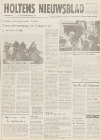 Holtens Nieuwsblad 1977-02-25