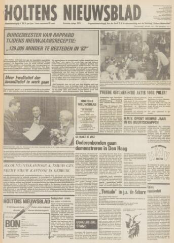 Holtens Nieuwsblad 1982-01-07