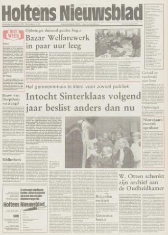 Holtens Nieuwsblad 1987-11-26