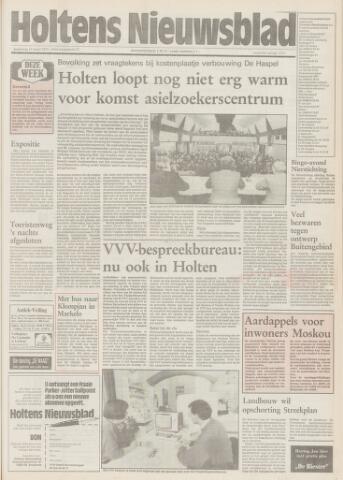 Holtens Nieuwsblad 1992-03-19