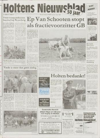 Holtens Nieuwsblad 1999-05-06