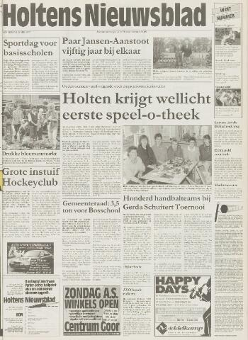 Holtens Nieuwsblad 1997-05-29