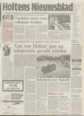 Holtens Nieuwsblad 1992-05-21