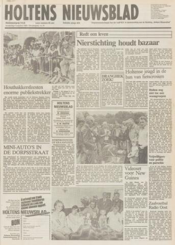 Holtens Nieuwsblad 1983-08-04