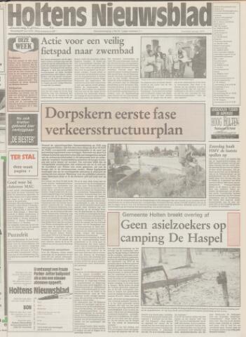 Holtens Nieuwsblad 1992-06-11