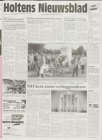 Holtens Nieuwsblad 1998-08-27