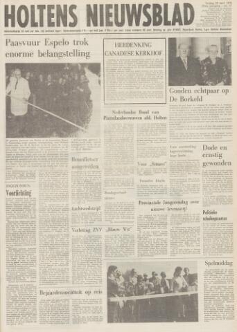 Holtens Nieuwsblad 1976-04-23